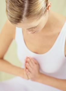 Медитация с целью похудения