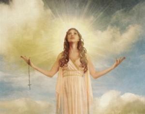 Молитва благодаренья
