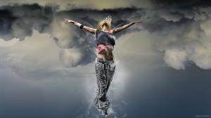 Левитация. Камни, парящие под небесами