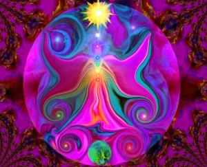 Фиолетовая чакра