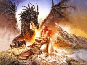 Люди-драконы. Легенда