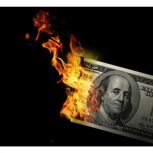 Плакать ли об утраченных деньгах, если есть Бог?