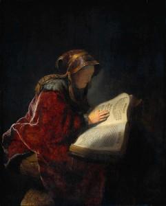 Анна, дочь Фануилова
