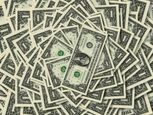 Гадание на долларе