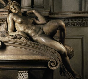Аврора Микеланджело, 1520