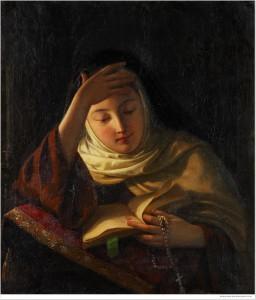 Молитва монахини