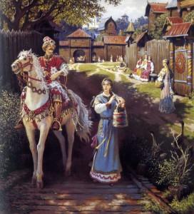 Качества  мужа и жены