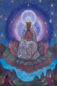 Божественность  женщины