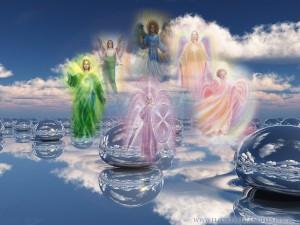 Будь всегда со мной, мой добрый ангел!