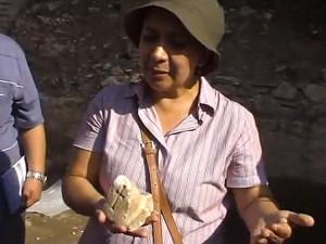 Найден кусок креста, на котором был распят Иисус Христос
