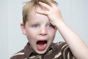 Порча или не доброе влияние на ребенка