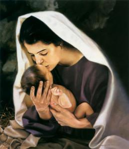 Молитва   воздыхания матери о детях своих