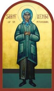 О святой блаженной Ксении Петербургской
