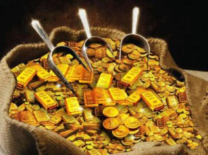 Подборка заговоров для привлечения энергии денег