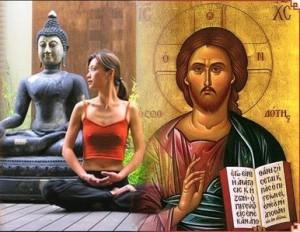 Сопоставление учений  Буддизм и Христианство.  Часть 1