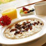 Для завтрака