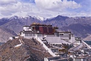 Распространение буддизма в Тибете