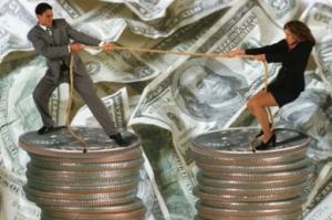 Если есть конфликт с мужем на почве денег
