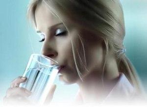 Вода в питании человека