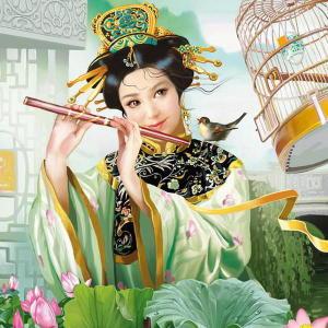 Женщины мира (Китай)-1