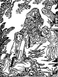 Шаман Чингисхана