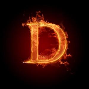 """символ """"Д"""""""