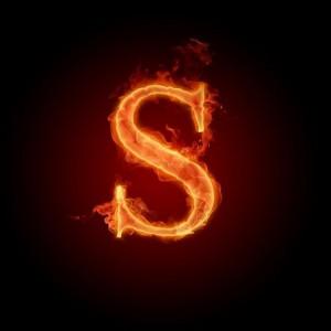 """символ """"С"""" (S)"""