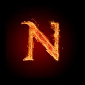 """символ """"Н""""(N)"""