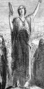 Мирьям, сестра моисеева
