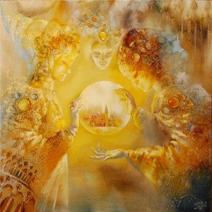 Магический ритуал Соляра